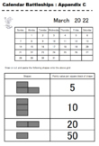 Sample game from ESL Classroom Games - Book 2 Main Games -