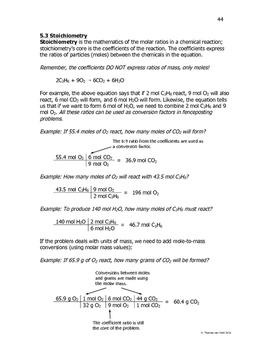 Sample of High School Chemistry van Geel