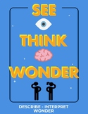 Sample of Making Thinking Visible Posters