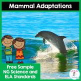Sample of Mammal Adaptation Unit - Next Generation Science