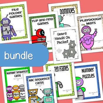 Robot Bundle FREE Sample