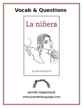 Sample of reader La niñera