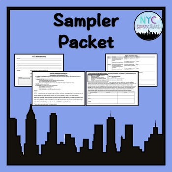 Sampler Packet for a Presentation