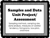Samples and Data Project