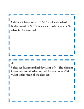 Samples of Practice Problems