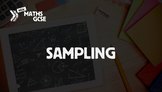 Sampling - Complete Lesson