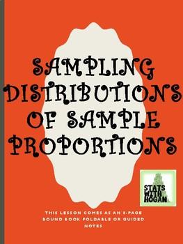 Sampling Distributions for Sample Proportions
