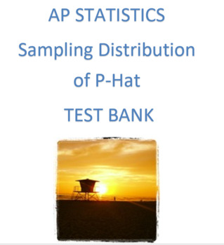 Sampling Distributions with Proportions Review (Examview)