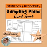 Sampling Plans Card Sort