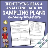 Sampling Plans Discovery Worksheet
