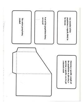 Sampling Vocabulary for Unit 5