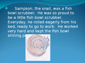 Sampson the Snail