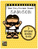 Samson Bible Story Printable Reader