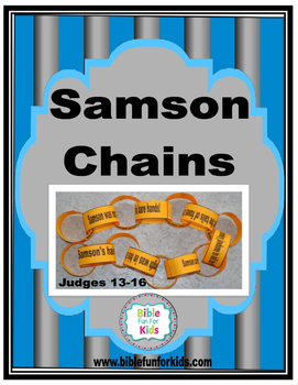 Samson Chains Freebie