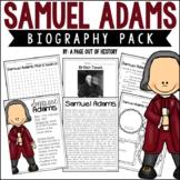 Samuel Adams Biography Pack (Revolutionary Americans)