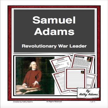 Samuel Adams Researching the American Revolution