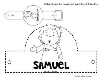 Samuel - Bible Lesson