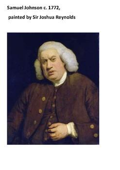 Samuel Johnson Word Search