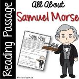 Samuel Morse Reading Passage