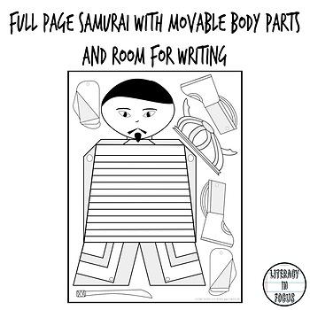 Samurai Cut and Write