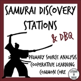 Samurai of Medieval Japan - Discovery Stations and DBQ