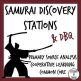 Samurai of Medieval Japan   Primary Source Analysis   DBQ