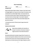 Samurai Guided Reading Handout, Activity.  History 101
