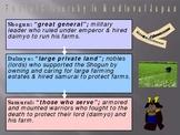 Samurai Life - PowerPoint