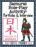 Samurai Activity in Feudal Japan: Samurai for Hire - Interview & Portfolio