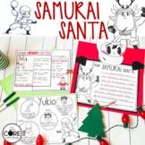 Samurai Santa: Interactive Read-Aloud Lesson Plans and Activities