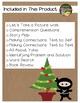 Samurai Santa by Rubin Pink 8 Book Extension Activities NO PREP