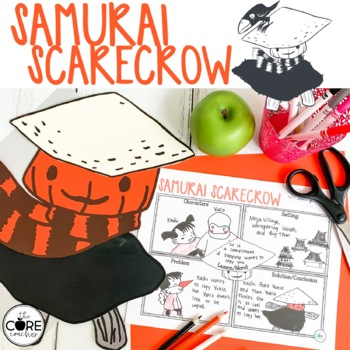 Samurai Scarecrow: Interactive Read-Aloud Lesson Plans and Activities