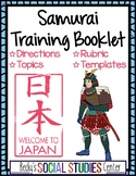 Samurai Project - Create a Training Manual