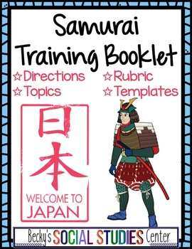 Samurai Project - Create a Training Manual