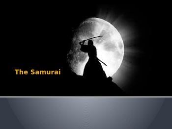 Samurai of Japan PowerPoint
