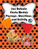 San Antonio Fiesta Medals TEK 2.16 A, B