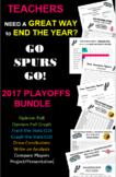 San Antonio Spurs PLAY-OFFS BUNDLE