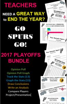 San Antonio Spurs PLAY-OFFS BUNDLE