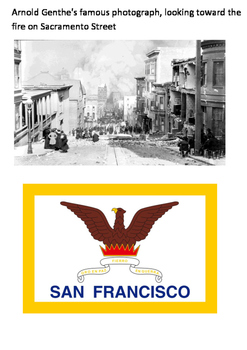 San Francisco Earthquake of 1906 Word Search