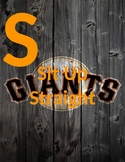 San Francisco Giants SLANT and Non Verbal Hand Signals