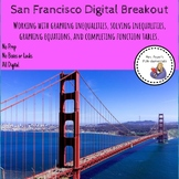 San Francisco Inequality Digital Breakout