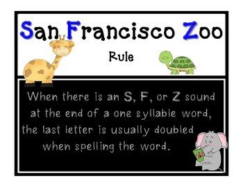 San Francisco Zoo Rule