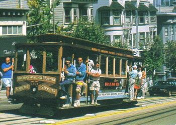 San Francisco's Cable Cars w/ 10 Multiple Choice Reading Comprehension Questions