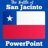 San Jacinto   PowerPoint Activity   Battle of San Jacinto