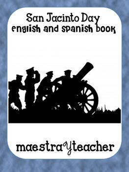 San Jacinto day bilingual book