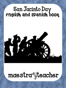 San Jacinto day bilingual book