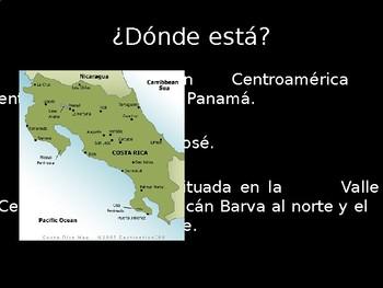 San José, Costa Rica Cultural Presentation