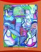 San Miguel ArtWalk - A Symbolist Bouquet