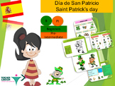 Spanish San Patricio, Saint Patrick in Spanish PPT for beginners
