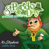 San Patricio - Spanish St. Patrick's Day Activity